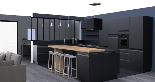 lapeyre cuisine paris id es de conception sont int ressants votre d cor. Black Bedroom Furniture Sets. Home Design Ideas