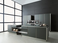 La distribution passe par un circuit int gr de deux show for Cuisine porcelanosa